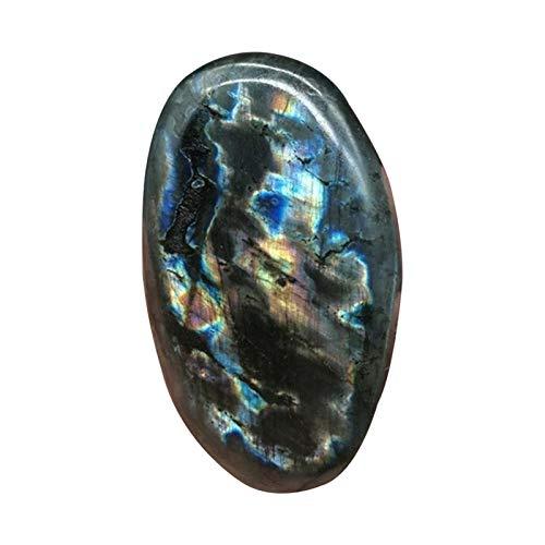 Yuquanxin Piedras Preciosas De Cuarzo Natural De Curación De Cristal Labradorita Recogida...