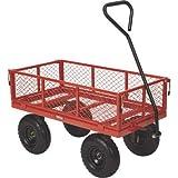 Ironton Steel Utility Cart - 400-Lb. Capacity, 34in.L x 18in.W...
