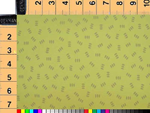 Walter Kern Polsterstoff Deko-Stoff Meterware Kunstleder Rexine Limette Hochwertiges PVC in Lederoptik mit dezentem Dekor 140 cm breit