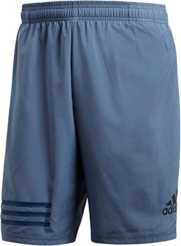 adidas Climalite - Pantalón corto para hombre (1/2), color Rawste, tamaño small