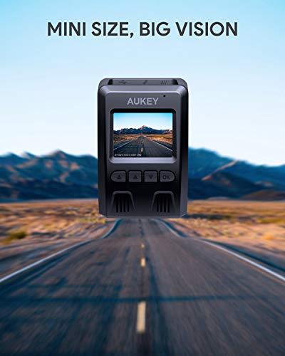 AUKEY Dashcam 1080P Kompakte Autokamera - 9