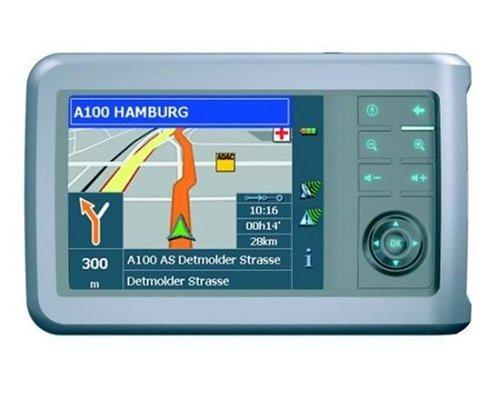 Navigon TRANSONIC PNA 5000 ADAC Edition navegador GPS + Mobile Navigator 5 + TMC (Alemania)