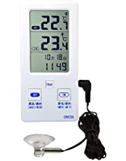 クレセル デジタル温湿度計