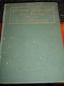 Hardcover Junior Worship Book