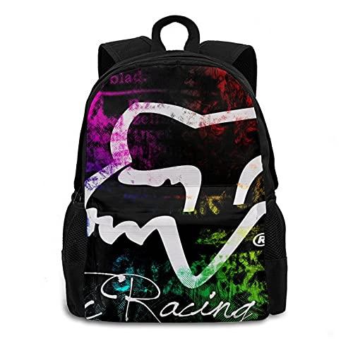 anime Backpack 3D Printed Youth Animation Backpacks Laptop Bookbag Lightweight Multi-Function Water Resistant Backpacks