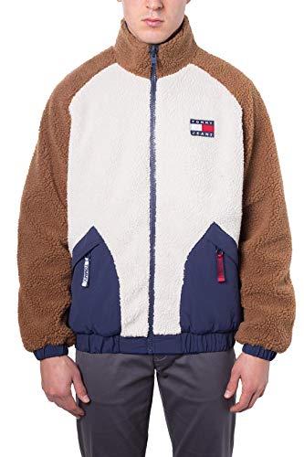 Tommy Jeans - Abrigo DM0DM08764 TJM Reversible Retro - DM0DM08764ACU - Multicolor, small