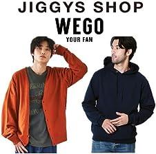 【最大60%OFF】WEGO、ジギーズショップ他 メンズ カジュアルファッション; セール価格: ¥297 - ¥9,702