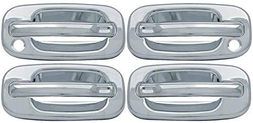 06 silverado chrome door handles - 3