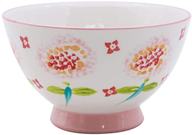 5 InchesCereal Bowls Porcelain Max 47% OFF Bowl Ceramic Albuquerque Mall Suitable for Kitchen