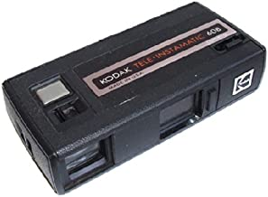Kodak Tele-Instamatic 608 110 Film Camera