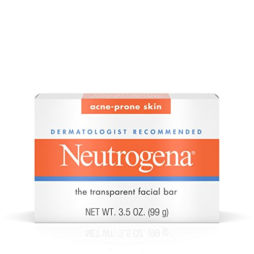 Neutrogena Facial Cleansing Bar Treatment
