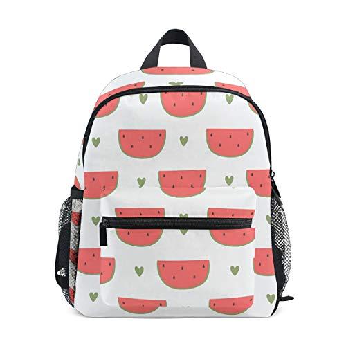 MALPLENA Bolsa de viaje para niños Love Sandía School bag