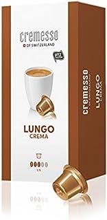 Lungo Crema CREMIG UND AROMATISCH Cremesso Kaffeekapseln Crema 16 Stück