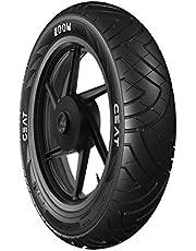 Ceat Zoom P120/80-17 Bias Tubeless Bike Tyre, Rear for Bajaj Pulsar 180