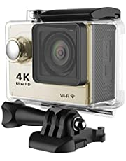 Golden H9 4K Ultra HD 1080P WiFi Action Camera Camcorder Sports DV Video Recorder 30M Waterproof