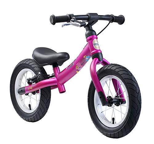 BIKESTAR Barns balance cykel 2-in-1 från 3 år   springcykel med broms 12 tum sport   bär