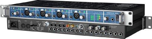 RME Fireface 800 firewire audio interface