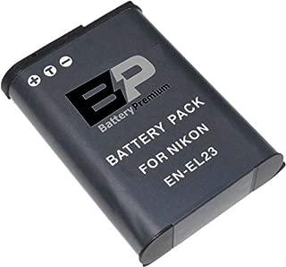 BP EN-EL23 Battery Nikon Coolpix B700, P900, P600, P610, S810c Digital Camera