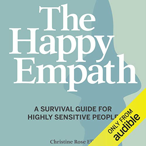 The Happy Empath audiobook cover art