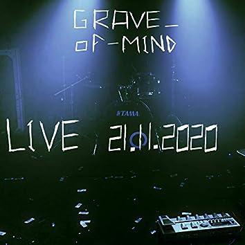 Live at Peak Sound 21.11.20
