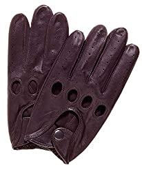 Best Driving Gloves In The World - Pratt and Hart Traditional Leather Driving Gloves