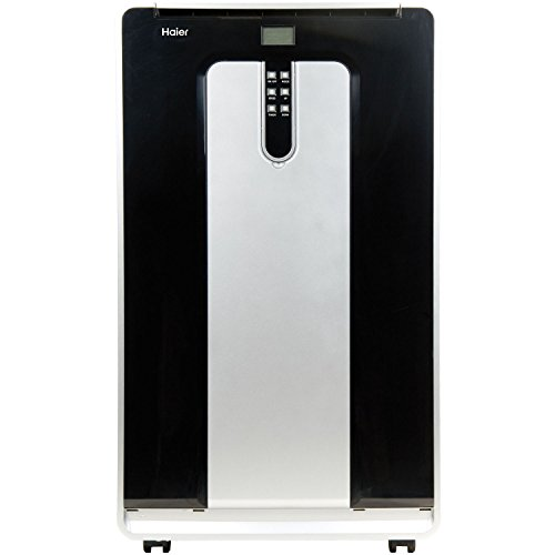 Haier 14,000 115V Dual-Hose Portable Air Conditioner with 10,000 BTU Heat Mode