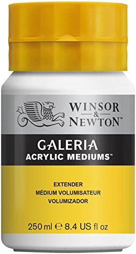 Winsor & Newton Galeria Acrylic Medium Extender, 250ml