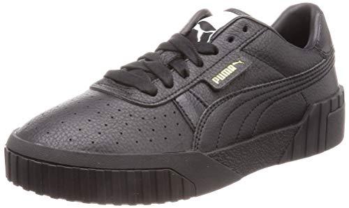 Puma Damen Cali WN's Sneaker, Schwarz (Puma Black-Puma Black), 40 EU