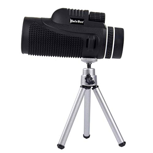 Find Bargain YJXJJD Monocular Telescope Mobile Phone Camera 40x60 high-Definition Mini Mini Glasses ...