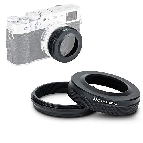 JJC Delamax - Adaptador de objetivo y parasol para Fujifilm