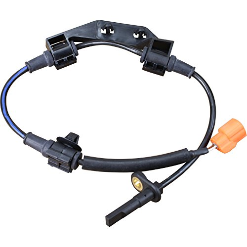 Price comparison product image AIP Electronics ABS Anti-Lock Brake Wheel Speed Sensor Compatible Replacement For 2002-2006 Honda CR-V Rear Left Driver Oem Fit ABS239