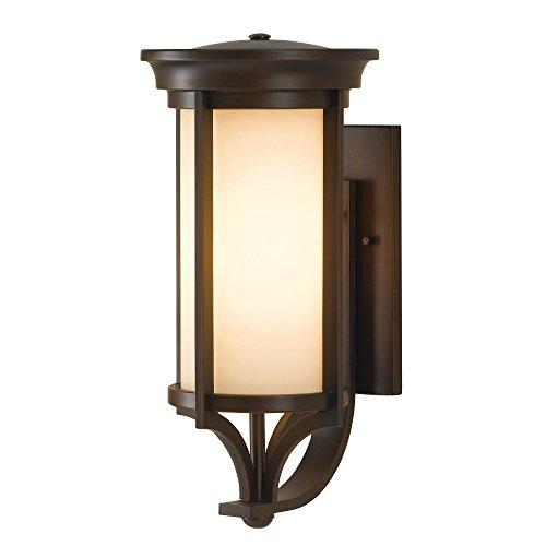 Applique Merrill 1x100W - Bronze foncé - Boutica-Design - femerrill1m
