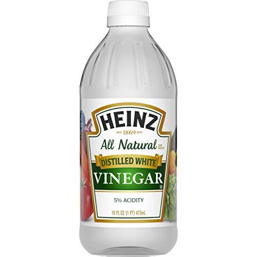 Heinz Distilled White Vinegar, 16 oz