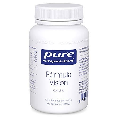 Pure Encapsulations - Fórmula Visión 46g - Multivitaminas,