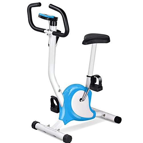 QLGRXWL Bicicleta estática, Bicicleta de Ejercicio Profesio