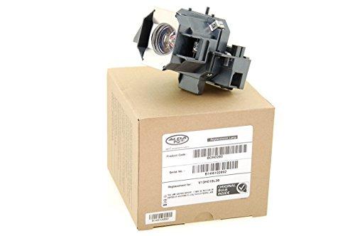 Beamerlampe f/ür SANYO PLV-Z2000 Projektoren Markenlampe mit PRO-G6s Geh/äuse Alda PQ Original