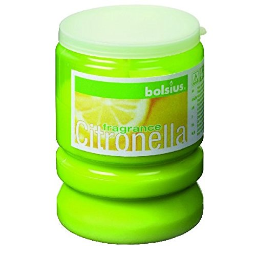 Bolsius - Kaars - Party light citronella - 30 Branduren - Lemon