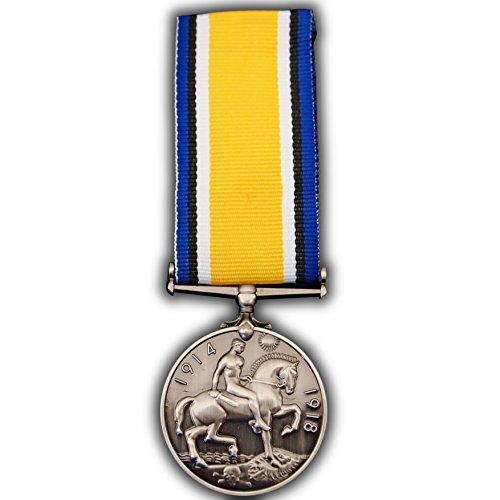 Medalla de guerra británica 1ª Guerra...