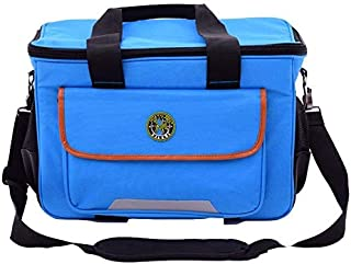 Multi-Purpose Backpack Professional Power Tool Shoulder Bag, Fashion Travel Duffels Multifunctional Waterproof Tool Bag St...