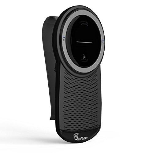 Freisprechanlage - Freisprecheinrichtung VeoPulse S-61 - Bluetooth V4.1 Auto- für die Sonnenblende