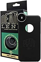 Death Lens iPhone 7 Plus Wide-Angle 180 Degree Professional Photo HD - Perfect for Skateboarding, Snowboarding, Skiing, and Traveling
