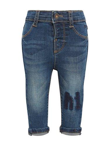 TOM TAILOR Jeans 1/1 Pantalon, Stone Blue Denim 1095, 68 cm Mixte bébé