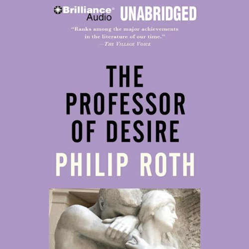 The Professor of Desire audiobook cover art