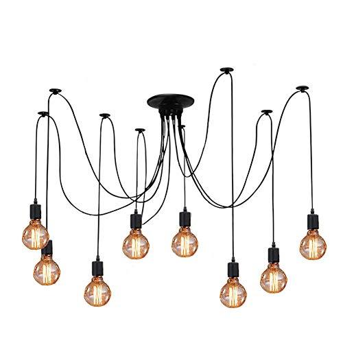 ZHMA Ceiling Spider Lamp Light Pendant Lighting
