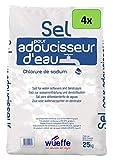 Sale iperpuro in pastiglie per addolcitore e depuratore – 4 sacchi da kg 25