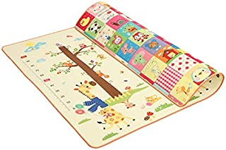 Z Baby Play Mat, Thicken Environment Play Mat Baby,200 * 180 * 1.5CM Cartoon Non-slip Carpet Play Mat For Baby for Bedroom...