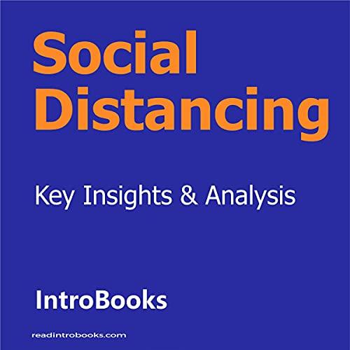 Couverture de Social Distancing