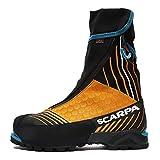 Scarpa Phantom Tech HD, Botas de montaña Hombre, Negro Naranja Brillante, 42.5 EU