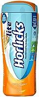 Horlicks Lite, Health & Nutrition drink, Regular Malt, 450gm Pet Jar - No Added Sugar