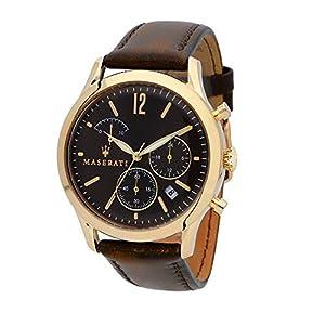 (マセラティ) Maserati 腕時計 TRADIZIONE R8871625001 メンズ [並行輸入品]